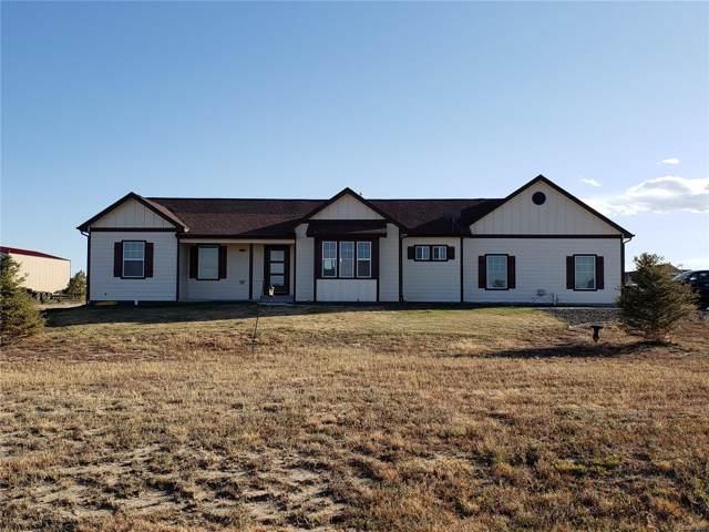 250 E Thomas Avenue, Byers, CO 80103 (#3219786) :: Real Estate Professionals