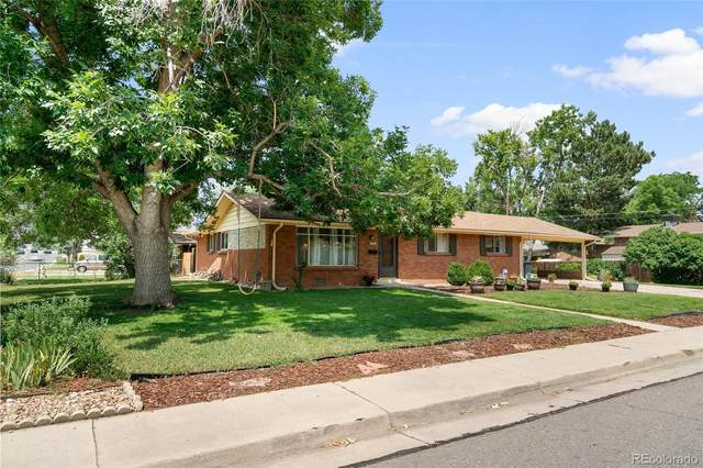 6795 W Nevada Place, Lakewood, CO 80226 (#3219795) :: Sultan Newman Group