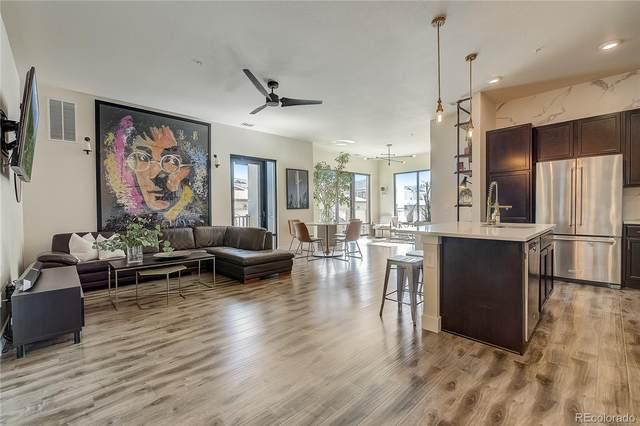 15385 W 64th Lane #106, Arvada, CO 80007 (MLS #3220012) :: 8z Real Estate