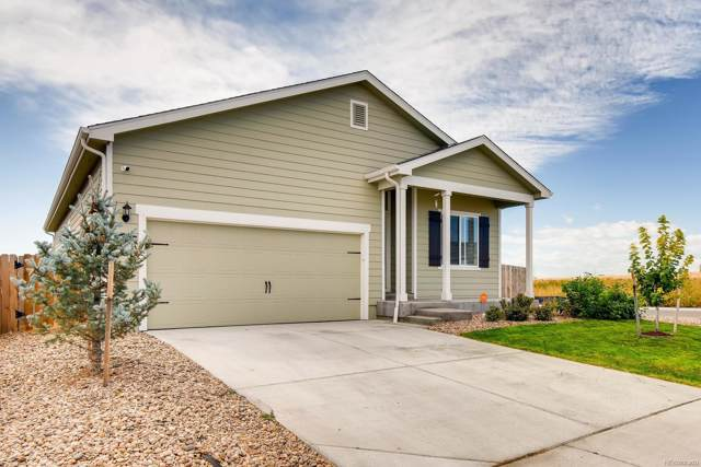 580 Reserve Avenue, Lochbuie, CO 80603 (MLS #3221324) :: 8z Real Estate
