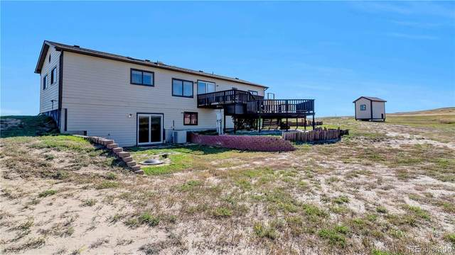 29675 Paint Mine Road, Calhan, CO 80808 (MLS #3221332) :: 8z Real Estate