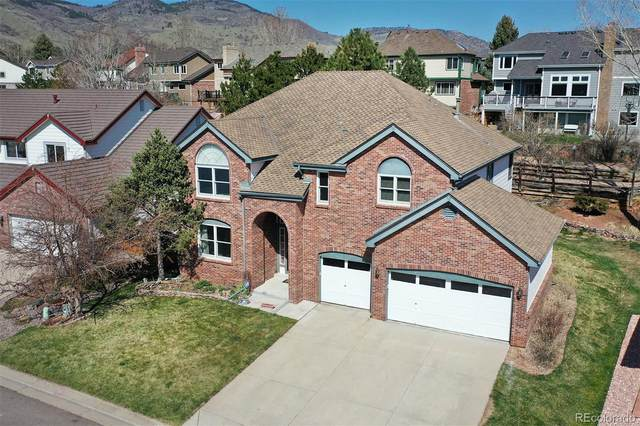 117 Willowleaf Drive, Littleton, CO 80127 (#3221415) :: Re/Max Structure