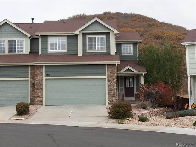 2708 Live Oak Court, Castle Rock, CO 80104 (#3221533) :: The Colorado Foothills Team | Berkshire Hathaway Elevated Living Real Estate