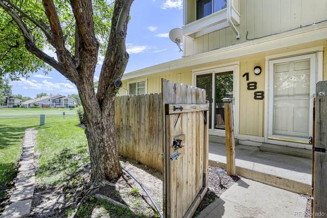 8763 Chase Drive #188, Arvada, CO 80003 (MLS #3221583) :: 8z Real Estate