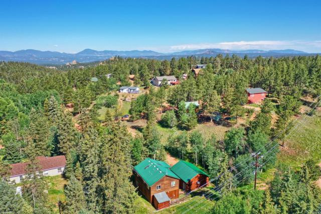 20 Golden Lane, Florissant, CO 80816 (#3221593) :: The Heyl Group at Keller Williams