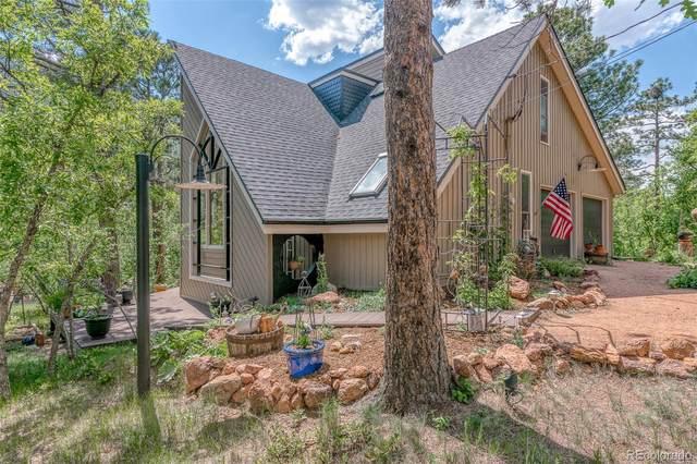 7830 Bluff Drive, Cascade, CO 80809 (#3221722) :: Kimberly Austin Properties