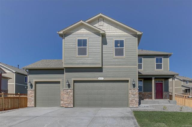 5405 Snapdragon Court, Brighton, CO 80601 (#3221766) :: The Healey Group