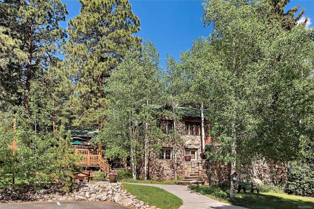 13438 Us Highway 285, Pine, CO 80470 (#3221791) :: The DeGrood Team