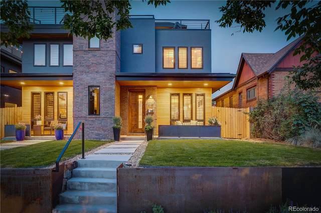 1634 S Grant Street, Denver, CO 80210 (MLS #3222613) :: Bliss Realty Group