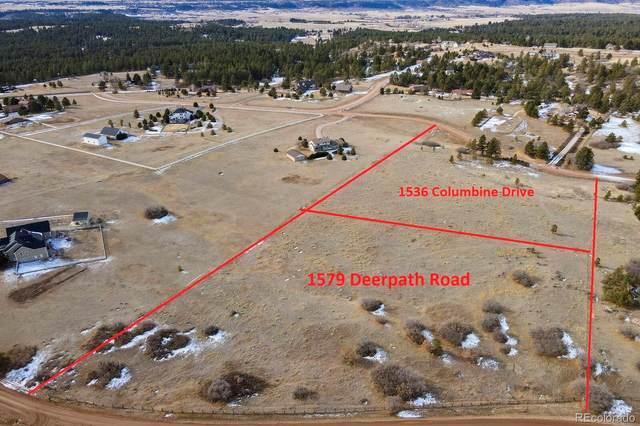 1579 Deerpath Road, Franktown, CO 80116 (#3222767) :: The DeGrood Team