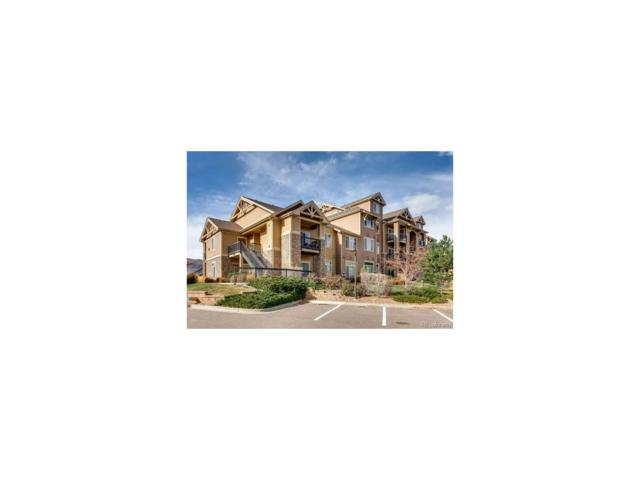 8779 S Kipling Way #201, Littleton, CO 80127 (#3222900) :: The Sold By Simmons Team