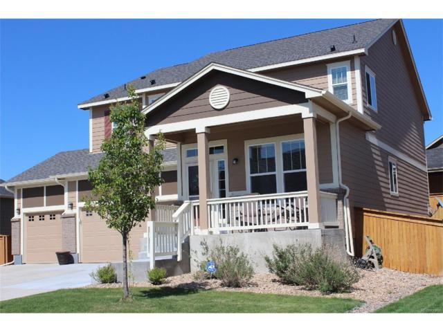 11344 Lovage Way, Parker, CO 80134 (MLS #3222956) :: 8z Real Estate