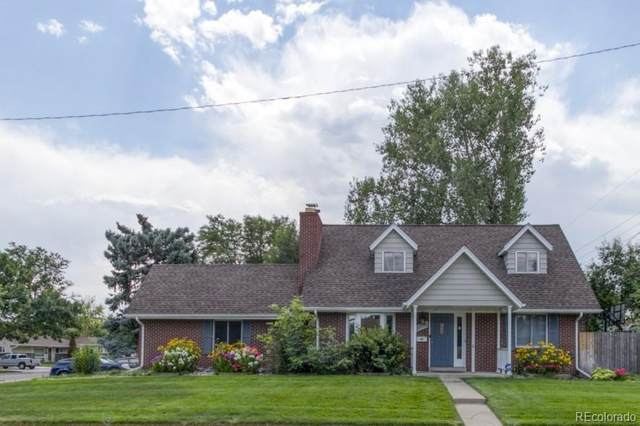 8424 W Florida Avenue, Lakewood, CO 80232 (#3223067) :: Peak Properties Group