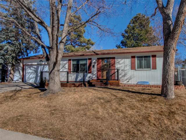 7260 Union Court, Arvada, CO 80005 (#3223077) :: The Dixon Group