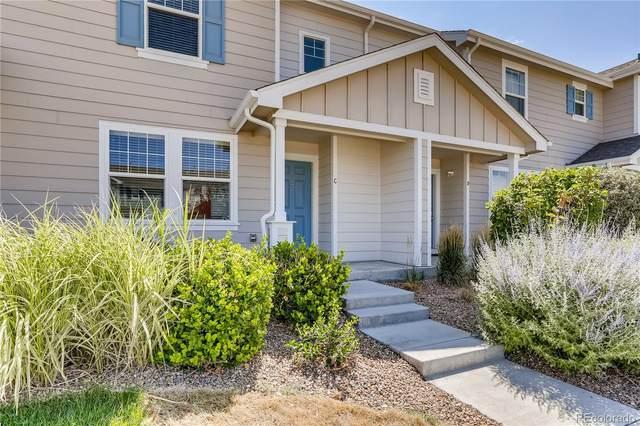 5732 Danube Street C, Denver, CO 80249 (MLS #3223570) :: 8z Real Estate