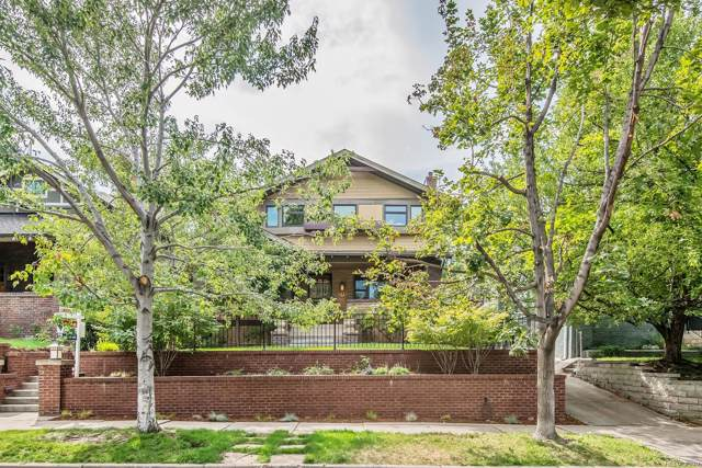 773 Adams Street, Denver, CO 80206 (#3223740) :: The DeGrood Team