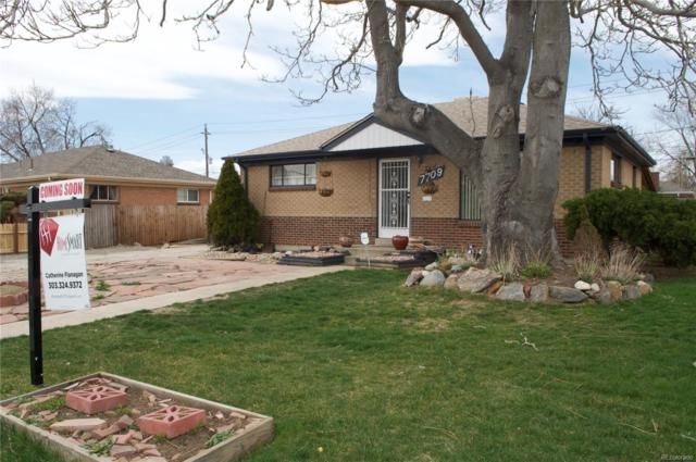 7709 Pecos Street, Denver, CO 80221 (#3223997) :: The Peak Properties Group