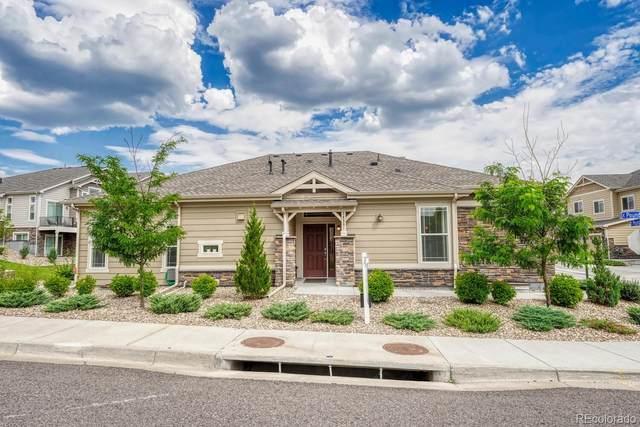 14881 E Poundstone Drive, Aurora, CO 80015 (#3224061) :: Venterra Real Estate LLC