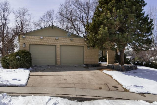 6490 S Heritage Place, Centennial, CO 80111 (MLS #3224303) :: 8z Real Estate