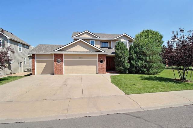 2360 42nd Avenue Court, Greeley, CO 80634 (#3224325) :: The DeGrood Team