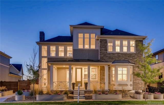 8235 E Prairie Meadow Drive, Denver, CO 80238 (#3224449) :: Colorado Home Finder Realty