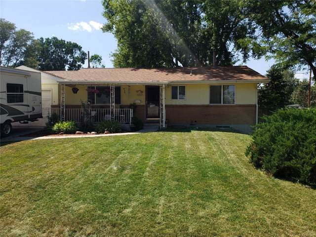 1821 S Reed Street, Lakewood, CO 80232 (#3224455) :: True Performance Real Estate