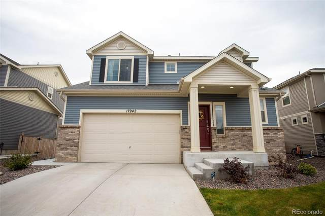 17942 E 107th Avenue, Commerce City, CO 80022 (#3224592) :: The HomeSmiths Team - Keller Williams