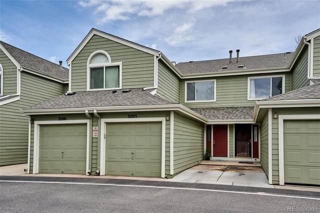 7476 E Arkansas Avenue #3205, Denver, CO 80231 (#3224783) :: Chateaux Realty Group