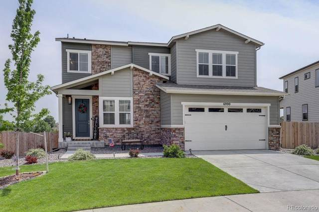6990 E 132nd Place, Thornton, CO 80602 (#3225286) :: iHomes Colorado