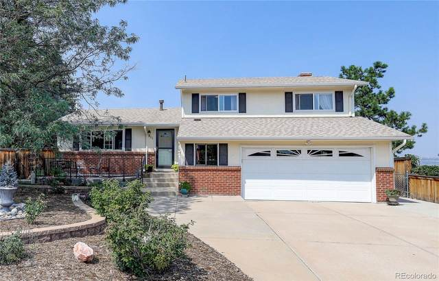 811 Gayety Court, Castle Rock, CO 80104 (#3225514) :: The Artisan Group at Keller Williams Premier Realty