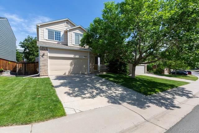 9915 Sydney Lane, Highlands Ranch, CO 80130 (MLS #3225553) :: 8z Real Estate