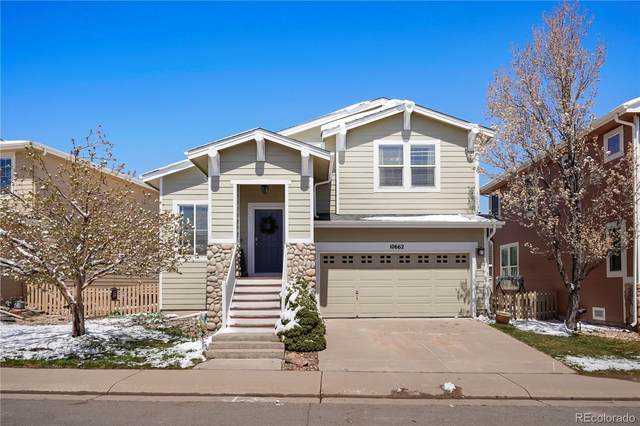 10662 Cherrybrook Circle, Highlands Ranch, CO 80126 (#3225675) :: The Harling Team @ HomeSmart