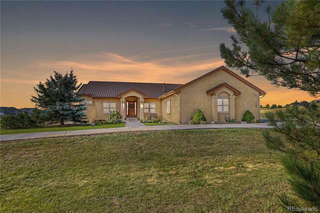 1836 Penny Royal Court, Monument, CO 80132 (#3225760) :: The DeGrood Team