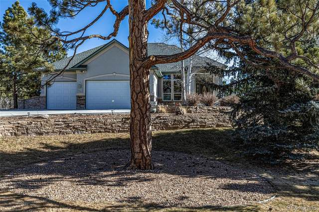 5213 Pinyon Jay Road, Parker, CO 80134 (#3225992) :: The Harling Team @ HomeSmart