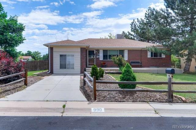 990 Marble Street, Broomfield, CO 80020 (#3226342) :: The Galo Garrido Group