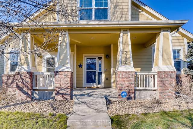 2210 Harmony Park Drive, Westminster, CO 80234 (#3226698) :: iHomes Colorado