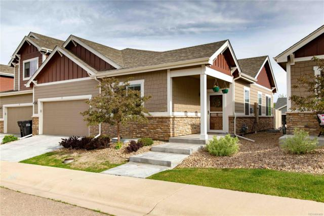6024 W 1st Street #39, Greeley, CO 80634 (#3226882) :: The Galo Garrido Group