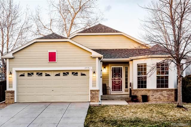 2551 E 131st Avenue, Thornton, CO 80241 (#3227076) :: Finch & Gable Real Estate Co.