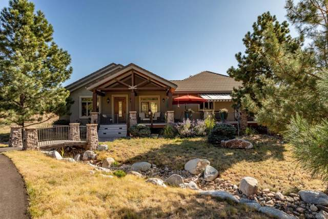 814 Oak Valley Road, Sedalia, CO 80135 (#3227137) :: The DeGrood Team