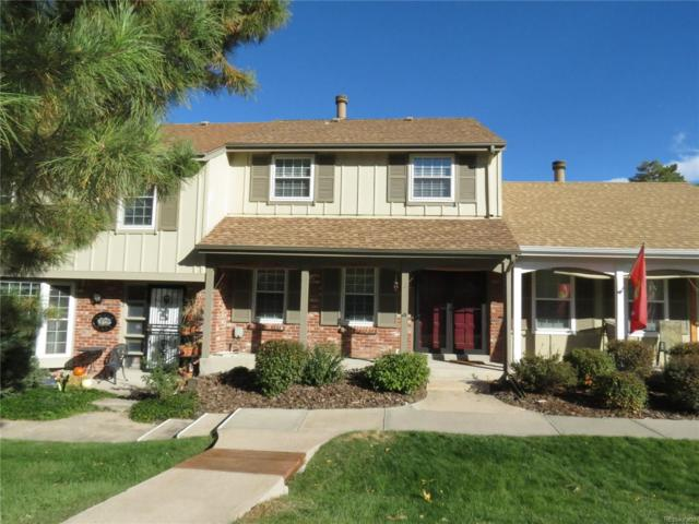 2516 E Geddes Place, Centennial, CO 80122 (#3227289) :: HomePopper
