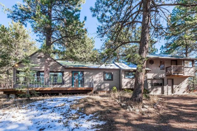 276 Echo Lake Drive, Evergreen, CO 80439 (#3227565) :: The Heyl Group at Keller Williams
