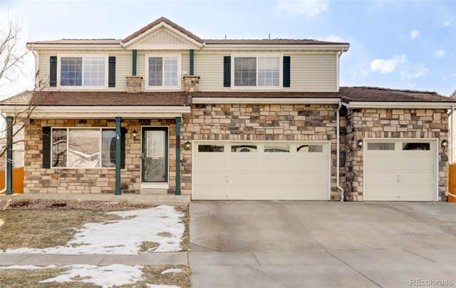 15642 E 98th Place, Commerce City, CO 80022 (#3227627) :: HergGroup Denver