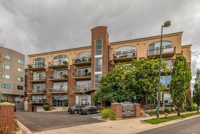 2899 N Speer Boulevard #304, Denver, CO 80211 (#3227803) :: The Scott Futa Home Team