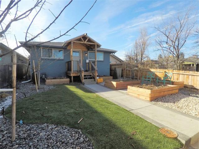 5047 Stuart Street, Denver, CO 80212 (#3227963) :: Hometrackr Denver