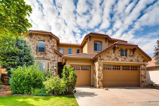9794 Sunset Hill Circle, Lone Tree, CO 80124 (#3227999) :: The HomeSmiths Team - Keller Williams