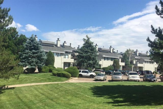 1845 Kendall Street 322D, Lakewood, CO 80214 (#3228220) :: The Healey Group