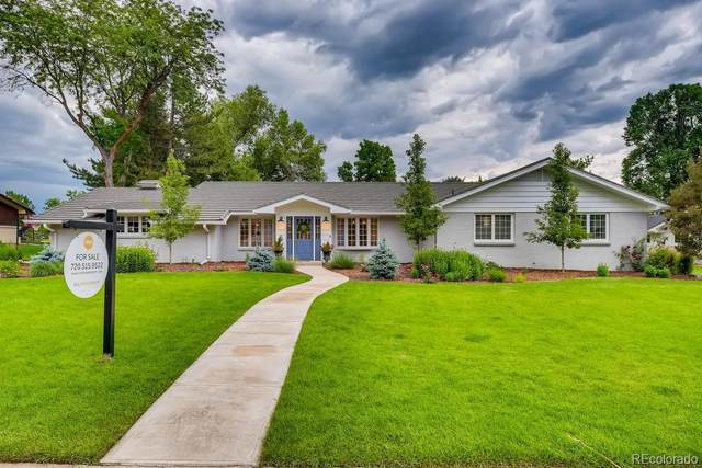 21 Fairway Lane, Littleton, CO 80123 (#3228234) :: Mile High Luxury Real Estate