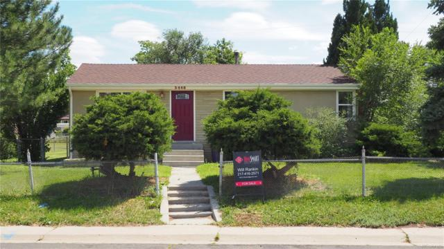 3448 W Alaska Place, Denver, CO 80219 (MLS #3228560) :: 8z Real Estate