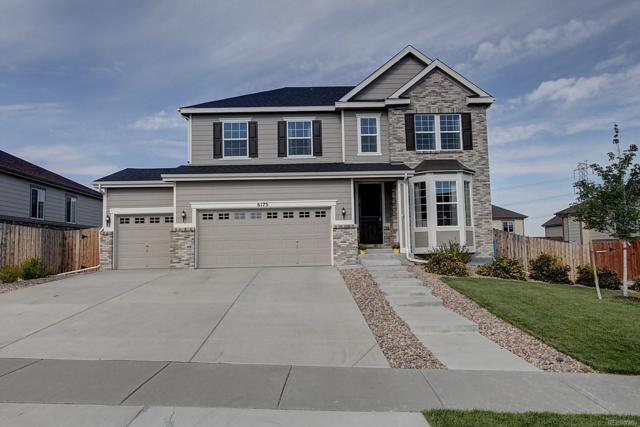 6175 S Ider Way, Aurora, CO 80016 (#3228682) :: The Peak Properties Group