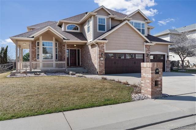 1343 Reserve Drive, Longmont, CO 80504 (MLS #3229376) :: Wheelhouse Realty